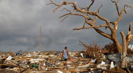 Dok Bahami zbrajaju štetu, uragan Dorian se kreće prema Kanadi