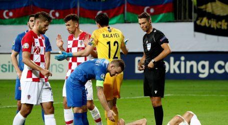 BAKU UŽIVO Kvalifikacije za EURO 2020: Azerbajdžan – Hrvatska 1:1