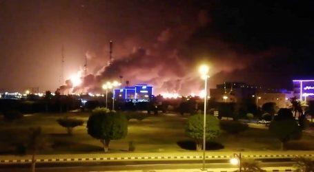 Dronovima napadnuta postrojenja naftne tvrtke Aramco u Saudijskoj Arabiji