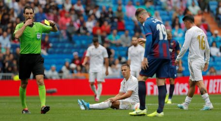 Pobjeda Reala, napokon zaigrao Eden Hazard
