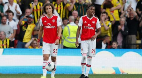 Arsenal ispustio pobjedu