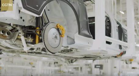 VIDEO: Proizvodni proces u Polestarovoj tvornici
