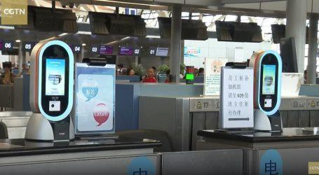 VIDEO: Kineske zračne luke koriste tehnologiju prepoznavanja lica