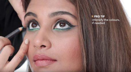VIDEO: Poigrajte se zelenom olovkom za oči