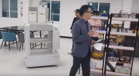 VIDEO: Koristan i pažljiv follow-up robot