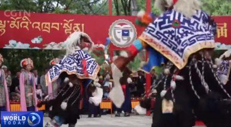 VIDEO: Pogledajmo tibetanske narodne nošnje