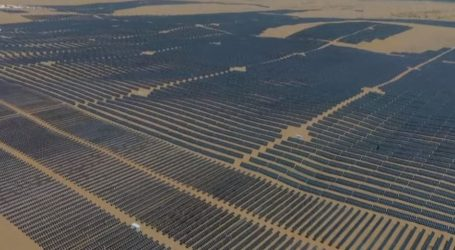 VIDEO: Solarna elektrana u pustinji Kubuqi dalje raste