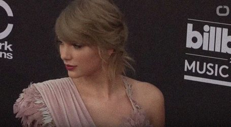 VIDEO: Taylor Swift obara rekorde