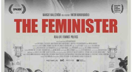 "Premijera filma ""The Feminister"" o švedskoj ministrici vanjskih poslova Margot Wallström"