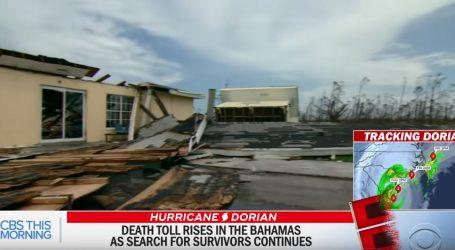 VIDEO: Humanitarna pomoć za tisuće ljudi na Bahamima