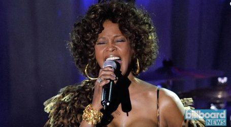 Whitney pleše sa zvijezdama
