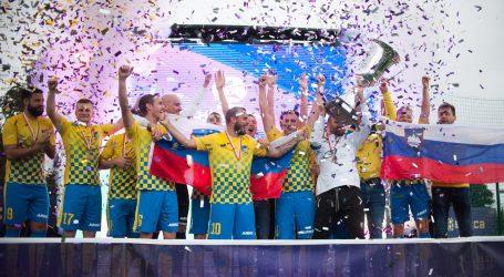 Slovenski Arko Ključarovci osvojili ovogodišnje izdanje malonogometne Socca Lige prvaka; AP Blažević MNK Sasina četvrtoplasirana u Europi