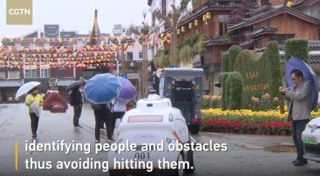 VIDEO: Autonomna komunalna i patrolna vozila u zaštićenom gradu
