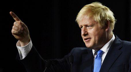 """JOHNSON """"EU mora """"iskoračiti"""" i naći se s Velikom Britanijom na pola puta """""""