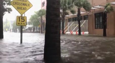VIDEO: Sjeverna i Južna Karolina pogođene uraganom Dorian