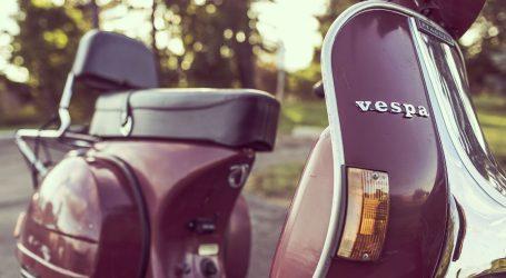 Više od 300 Vespi dolazi u Zagreb na okupljanje ljubitelja tog kultnog motocikla