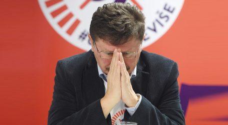 Vilim Ribić Milanovića nazvao 'satrapom koji je uništio sindikate' i učinit će sve da doživi poraz