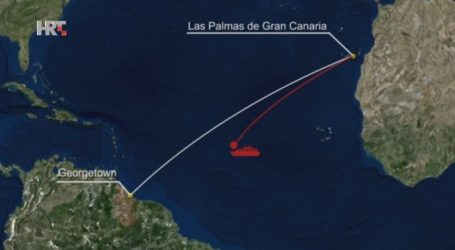 Traje potraga za nestalim pomorcima