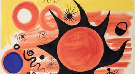 LIKOVNO POVEĆALO: Alexander Calder – pionir moderne apstraktne skulpture