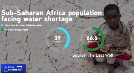 VIDEO: Sub-saharska Afrika polako rješava problem pitke vode
