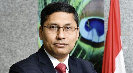 BAGCHI: 'Indija je zahvalna na podršci koju joj je Hrvatska pružila u Ujedinjenim narodima'