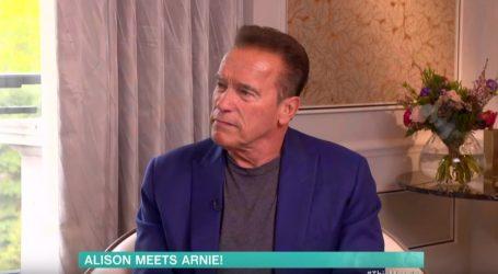 Arnold Schwarzenegger pohvalio vatrogasce