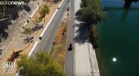 VIDEO: Tricikl Benur je jedinstveno mobility rješenje