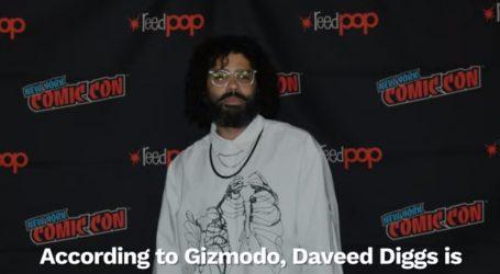 VIDEO: Daveed Diggs u razgovorima za ulogu u filmu 'Mala sirena'