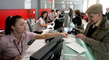 Sindikat: Omogućiti najmanju plaću u državnoj službi od 3750 kuna