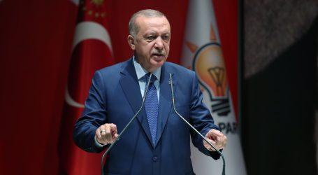 ERDOGAN 'Turska će izvesti vojnu operaciju istočno od Eufrata'