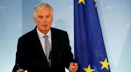 """BARNIER: """"Dogovor o Brexitu još uvijek moguć ovaj tjedan"""""""