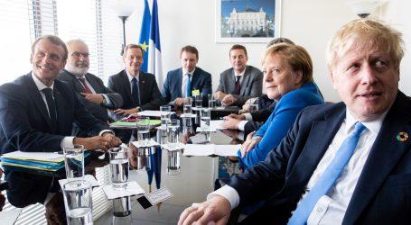 Merkel i Macron sastaju se uoči Brexita, najavili posjet Airbusu