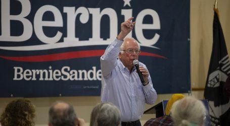 Bernie Sanders pretrpio srčani udar