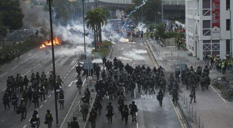 Prosvjednici u Hong Kongu podržali separatiste u Kataloniji