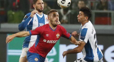 CSKA upisao poraz, pogodak Vlašića