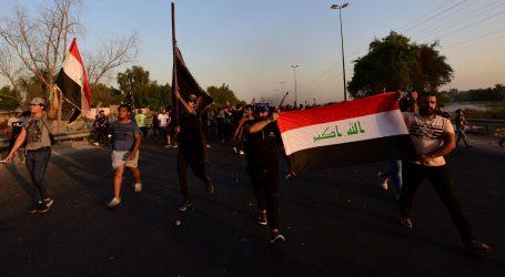Irački premijer pozvao na smirivanje prosvjeda