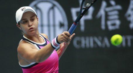"""WTA završni masters: Barty pobjedom osigurala """"broj jedan"""" na kraju godine"""