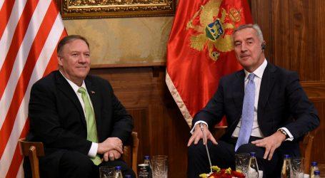 Američki državni tajnik Mike Pompeo doputovao u Crnu Goru