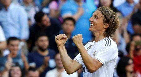 Real Madrid želi da Modrić ne igra protiv Gruzije