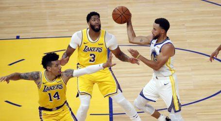 NBA: Stephen Curry slomio ruku
