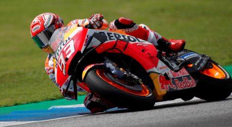 MotoGP: Marc Marquez pobjedom osigurao šesti naslov svjetskog prvaka