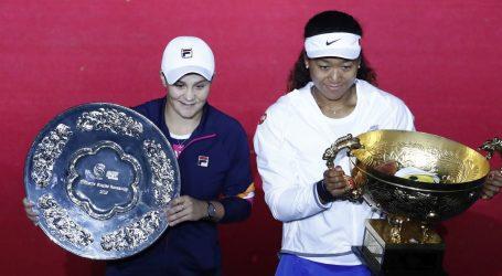 WTA FINALE: Osaka i Barty u jednoj, Halep i Andreescu u drugoj skupini