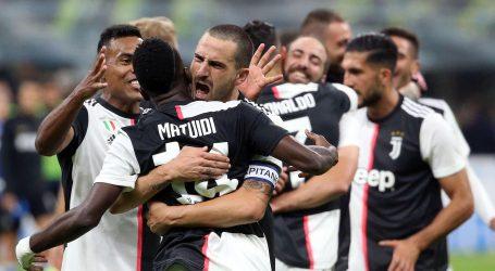 SERIE A: Juventusu samo bod kod Leccea