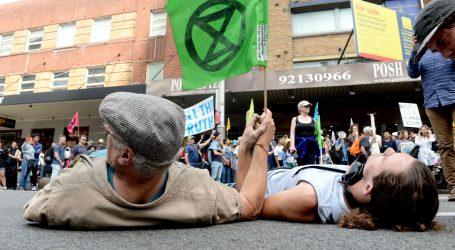 Ekološki prosvjedi blokiraju gradove diljem svijeta