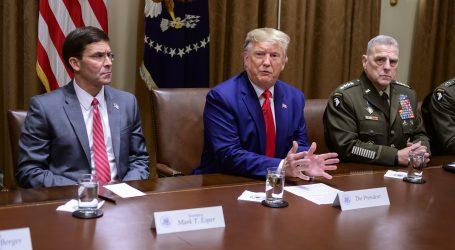 Trump blokirao svjedočenje veleposlanika u sklopu istrage za opoziv