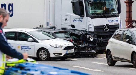 Prometna nesreća u Njemačkoj teroristički napad?