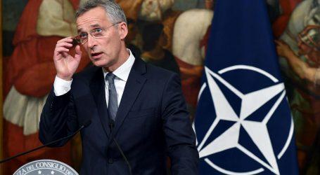 """NATO poziva Tursku na """"suzdržanost"""" u operaciji u Siriji"""