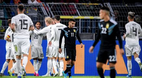 PRIJATELJSKE UTAKMICE: Njemačka Argentina 2-2, Jurčević bolji od Bahraina