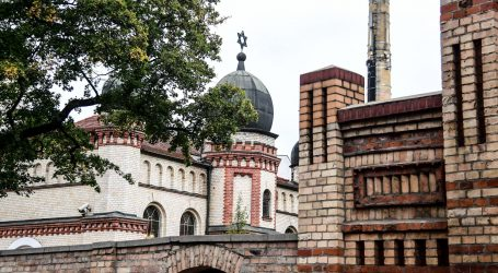'SRAMOTA ZA NJEMAČKU' Napad u Halleu teroristički napad