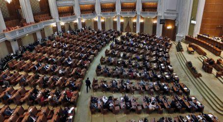 Parlament izglasao nepovjerenje socijaldemokratskoj rumunjskoj vladi